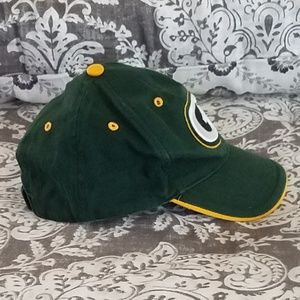NFL Accessories - NFL GREEN BAY PACKERS GREEN YELLOW, WHITE HAT/CAP